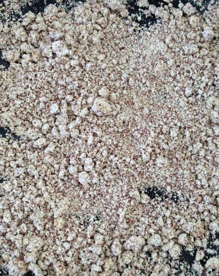 almondmealbefore