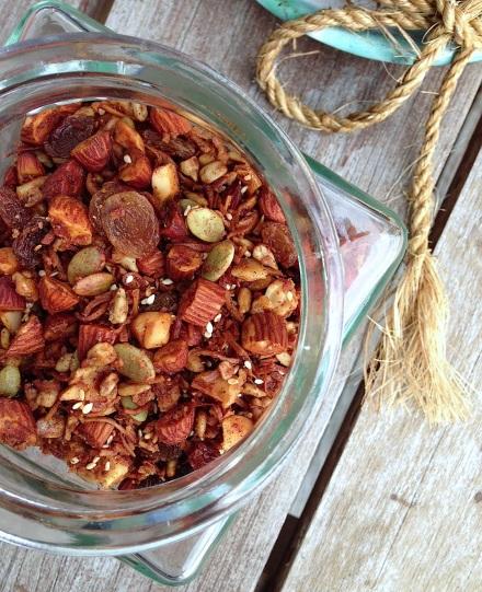 Grain Free Granola Crunch